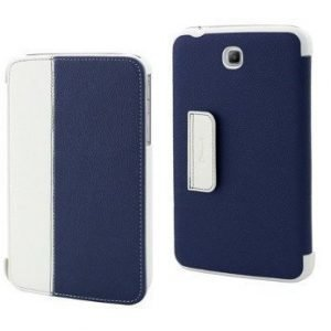 Muvit Flip Case Stand for Samsung Galaxy Tab3 7'' Blue