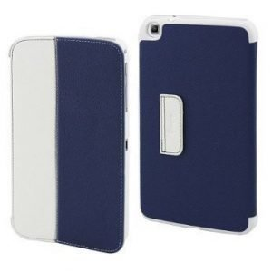 Muvit Flip Case Stand for Samsung Galaxy Tab3 8'' Blue