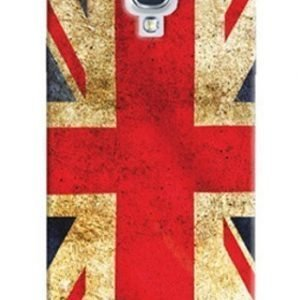 Muvit Hard Cover for Samsung Galaxy S4 UK Flag