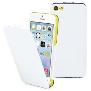 Muvit Iflip Case for iPhone 5C White