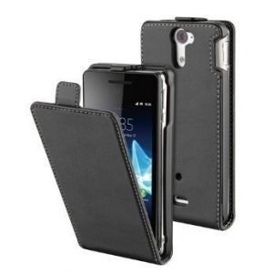 Muvit Made for Xperia Slim for Sony Xperia V Black