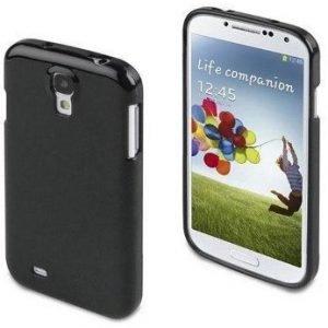 Muvit MiniGel Case for Samsung Galaxy S4 Black