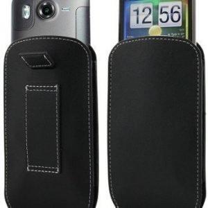 Muvit Mobile Phone Pocket XL Ultra Slim ( 73 x 134 x 5 mm ) Black
