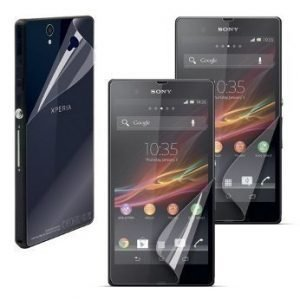 Muvit Screen Protector for Sony Xperia Z 3pack