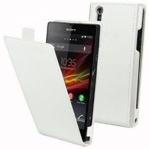 Muvit Slim Case Made for Xperia for Sony Xperia Z White