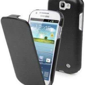 Muvit Slim Flip Case for Samsung Galaxy Express Black