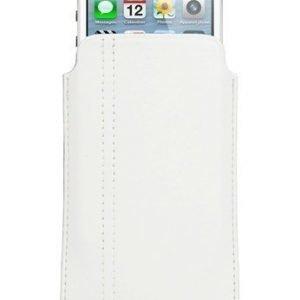 Muvit Slim Pocket for iPhone 5 White