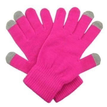 Muvit Touch Screen Gloves Pink