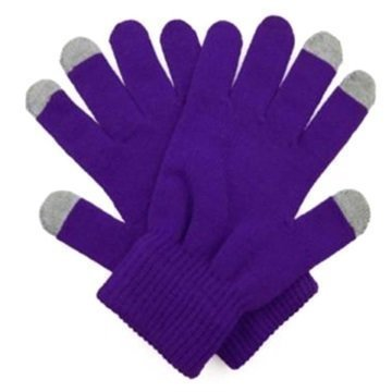 Muvit Touch Screen Gloves Violetti