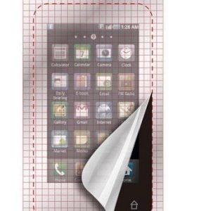 Muvit Universal Screenprotectors 2 Pack