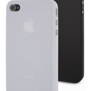 Muvit duo-pack case for iPhone 4 & 4S Black / White