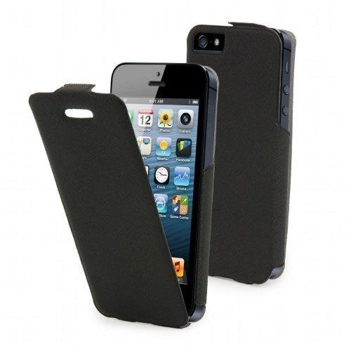 Muvit iFlip Case iPhone 5 Black