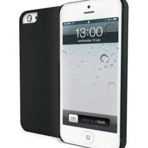 Muvit iGum Matt Case For iPhone 5 Black