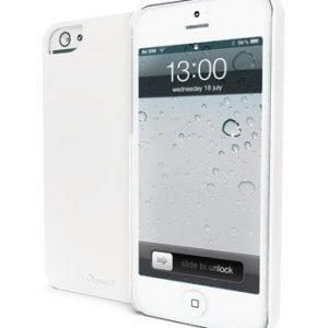Muvit iGum Matt Case For iPhone 5 White