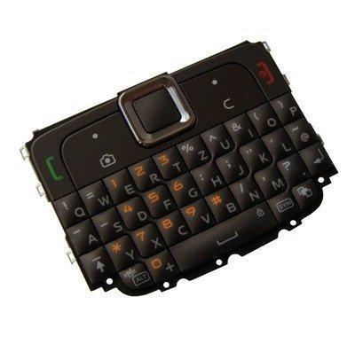 Näppäimistö QWERTZ Motorola EX115 grey Alkuperäinen