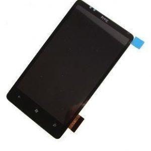 Näyttö + Kosketuspaneeli HTC HD7 Alkuperäinen