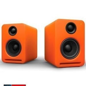 NOCS NS2 Air Speakers Contemporary Orange