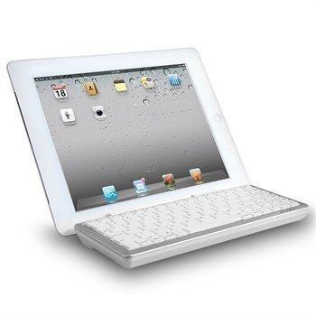 Naztech N1000 Bluetooth Näppäimistö Valkoinen
