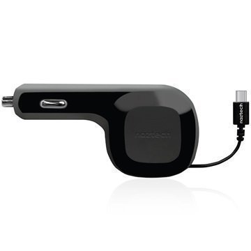 Naztech Reactor II MicroUSB Car Charger