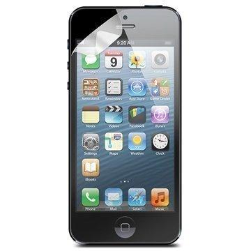 Naztech ScreenWiz Näytönsuoja iPhone 5 / 5S / SE / 5C Häikäisemätön