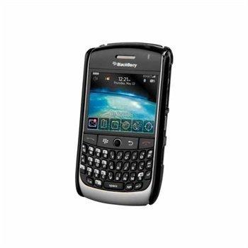 Naztech Skinnie SnapOn Suojakuori ja Näytönsuoja BlackBerry Curve 8900 Musta