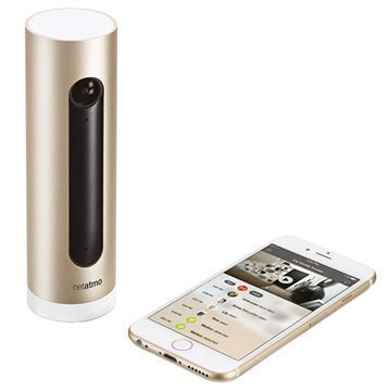 Netatmo Welcome Smart Home Kamera iOS Android