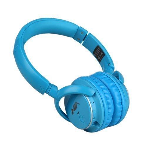 Nia Q1 Bluetooth Kuulokkeet Sininen