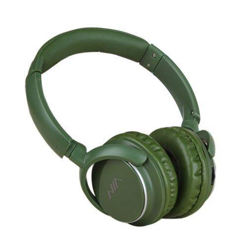 Nia Q1 Bluetooth Kuulokkeet Vihreä