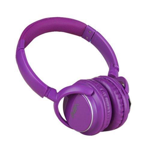 Nia Q1 Bluetooth Kuulokkeet Violetti
