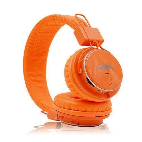Nia Q8 Bluetooth Kuulokkeet Oranssi