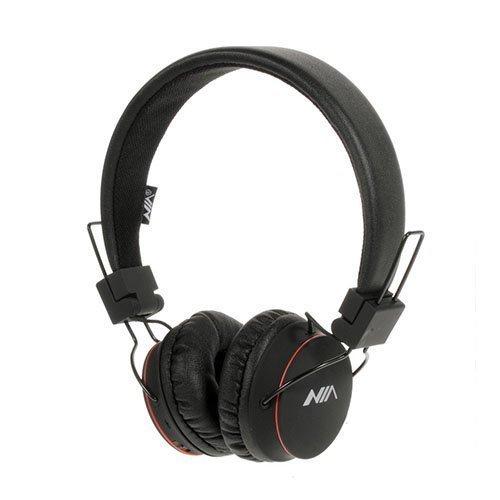 Nia X2 Bluetooth Kuulokkeet Musta
