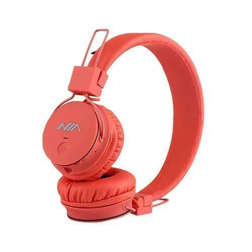 Nia X2 Bluetooth Kuulokkeet Oranssi.