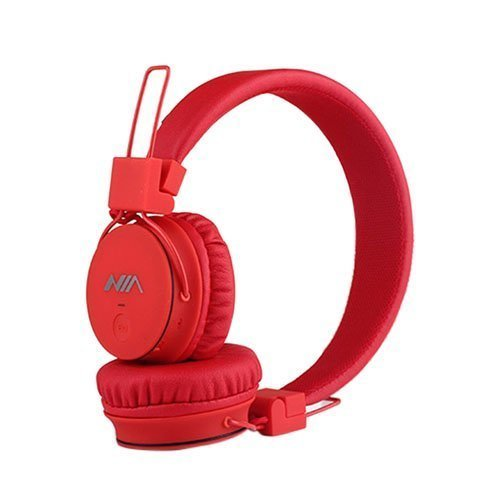 Nia X2 Bluetooth Kuulokkeet Punainen