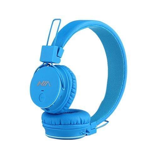 Nia X2 Bluetooth Kuulokkeet Sininen