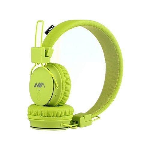 Nia X2 Bluetooth Kuulokkeet Vaalea Vihreä