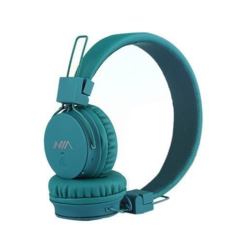 Nia X2 Bluetooth Kuulokkeet Vihreä