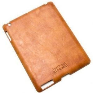 Nic & Mel Orson Hard Case for iPad Cognac