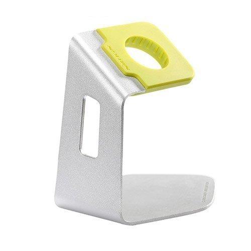 Nillkin C. Alumiini Standi Apple Kellolle 38-42mm Keltainen