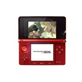 Nintendo 3DS iGadgitz Näytönsuojasarja