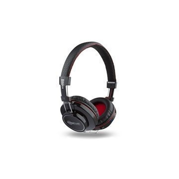 NoiseHush Freedom BT700 Bluetooth Stereo Headphones with MIC Black