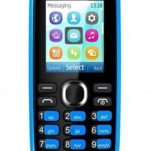 Nokia 112 Cyan Dual Sim