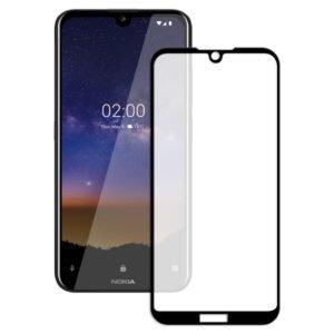 Nokia 2.2 Panssarilasi Koko Näytölle