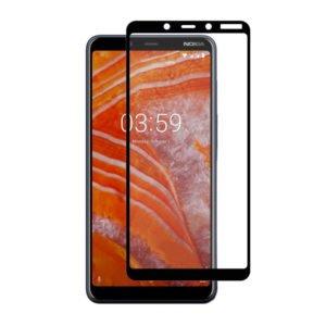 Nokia 3.1 Plus 2018 Panssarilasi Koko Näytölle