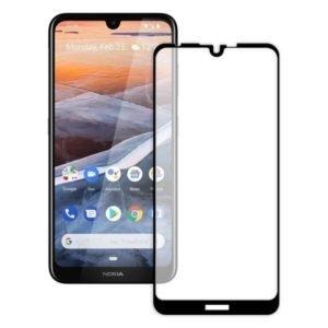 Nokia 3.2 2019 Panssarilasi Koko Näytölle