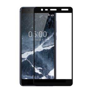 Nokia 5.1 2018 Panssarilasi 2.5d Full Cover