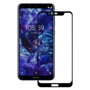Nokia 5.1 Plus Panssarilasi Koko Näytölle