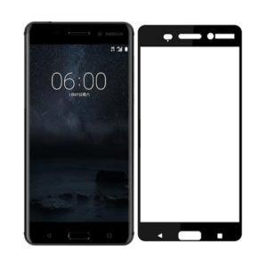 Nokia 6 Panssarilasi 2.5d Full Cover