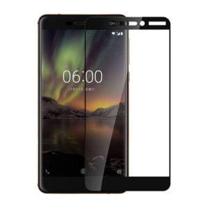 Nokia 6.1 2018 Panssarilasi 2.5d Full Cover