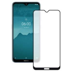 Nokia 6.2 / 7.2 2019 Panssarilasi Koko Näytölle