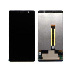 Nokia 7 Plus Näyttö